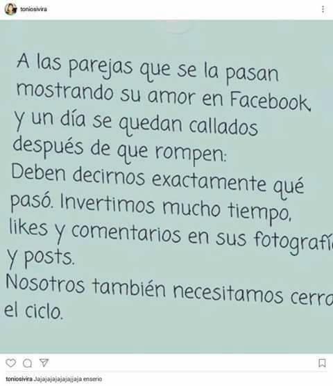 Amor Facebook