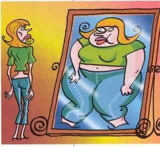 Anorexia: Dietas extremas