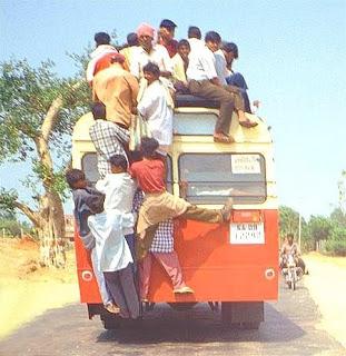 Bus a casa