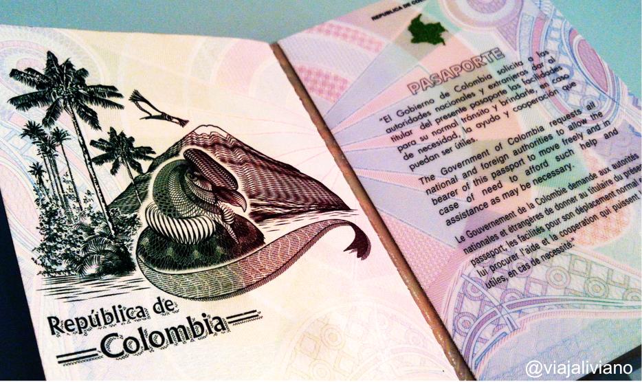 Pasaporte nuevo
