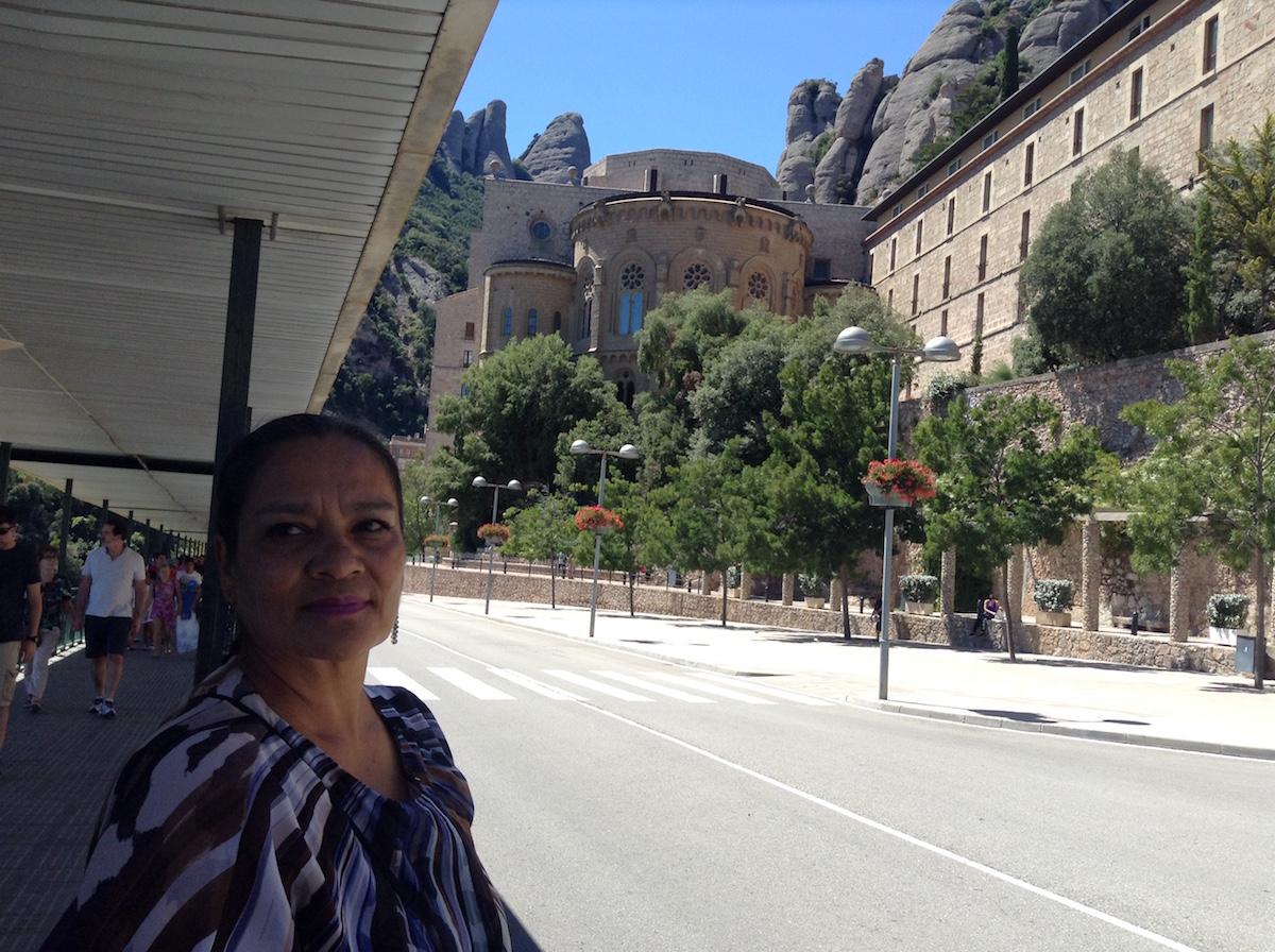 En Montserrat, Barcelona
