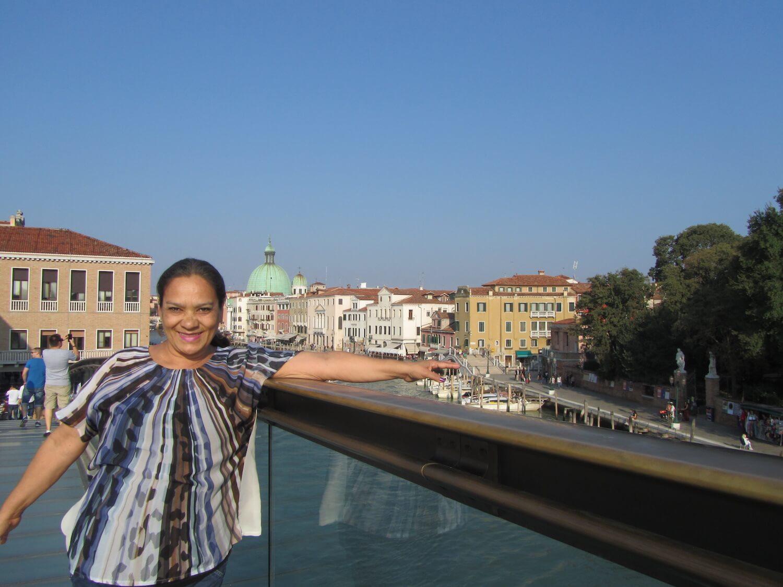 Primeros momentos en Venecia