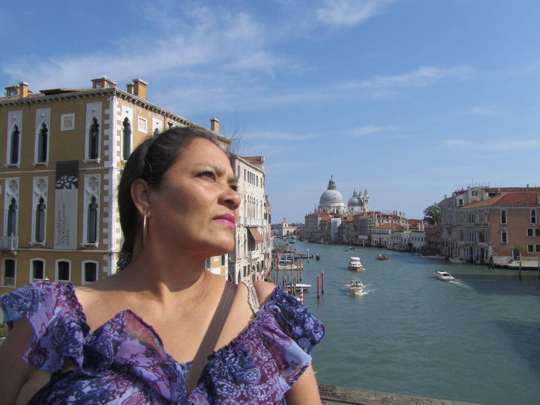Observando Venecia