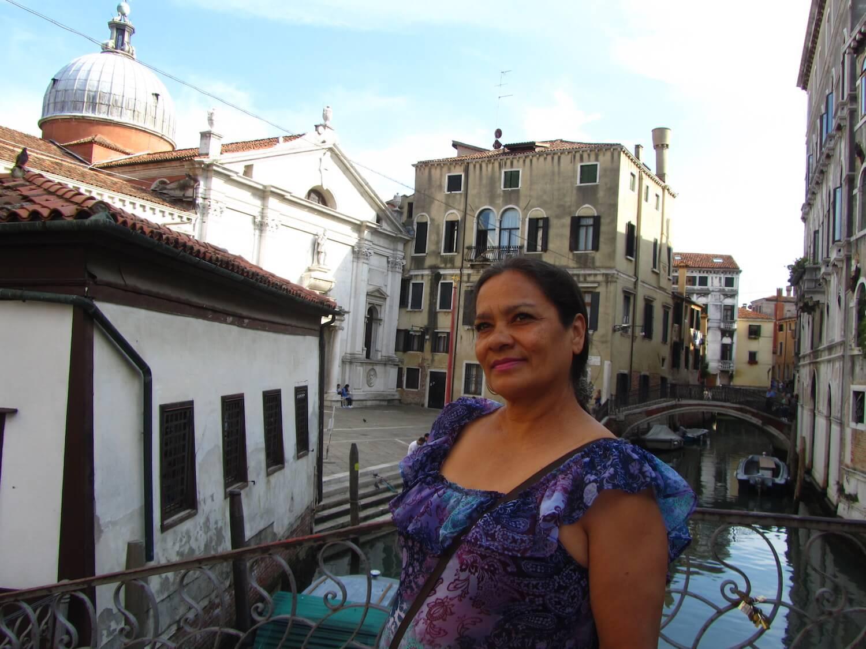 Caminando por Venecia