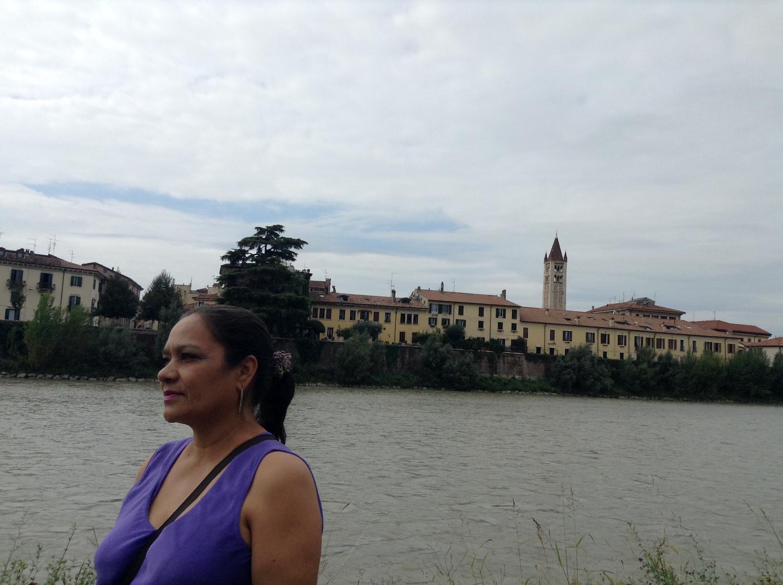 Saliendo a conocer Verona