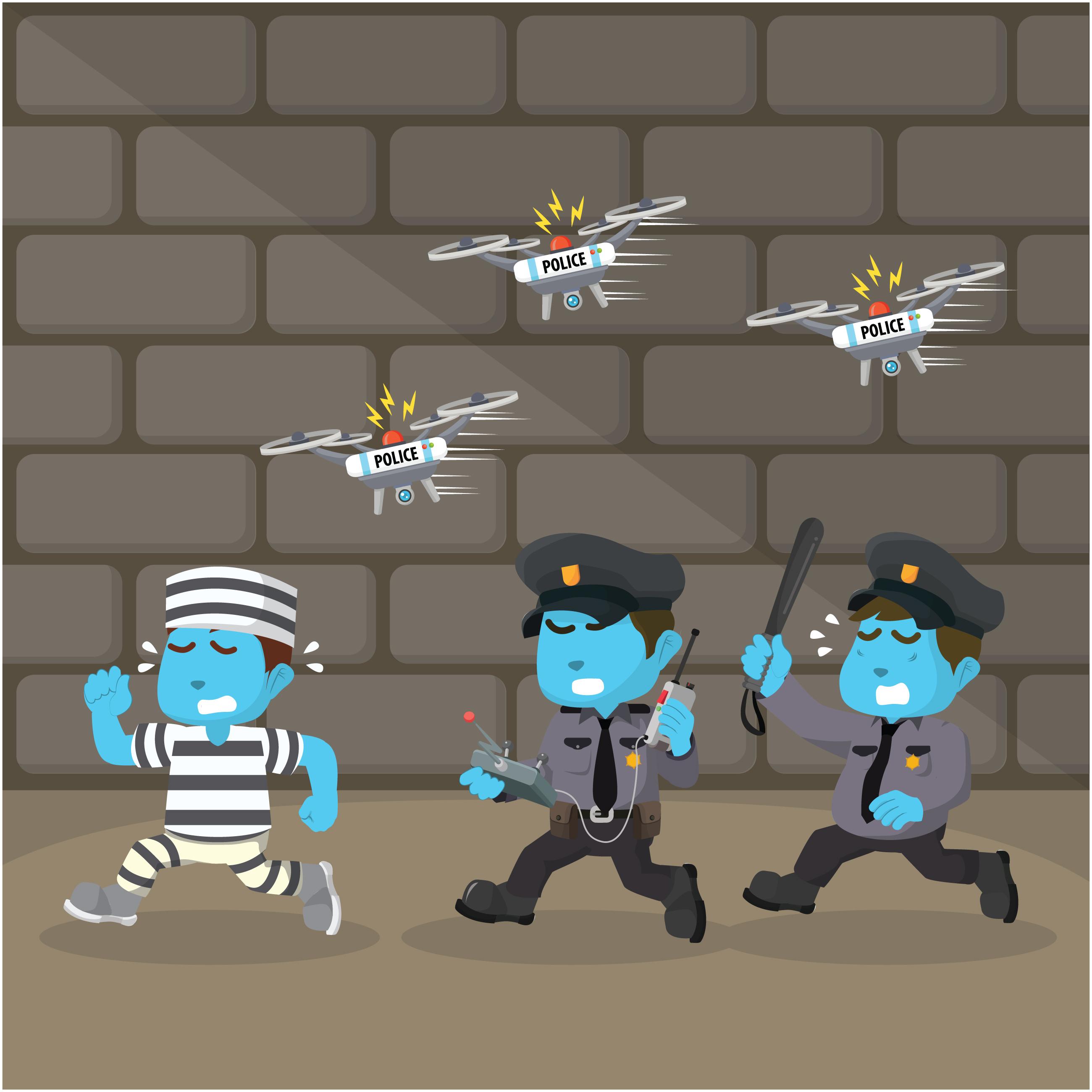 Policía de mi pueblo