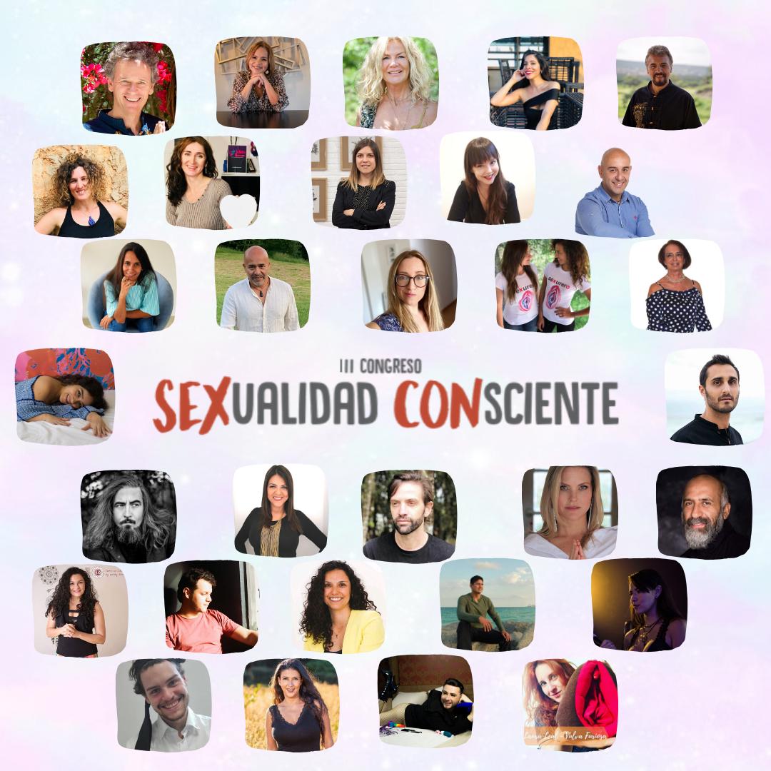 Congreso Sexualidad Consciente